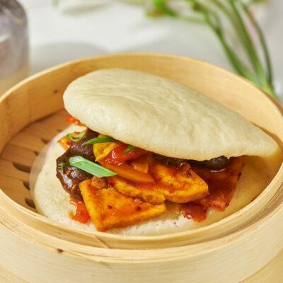 Булочка Бао с тофу